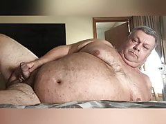 Older Daddy Bears compilation cum pics