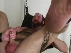 CUM 4 DADDIES RAW SLING ORGY PARTY